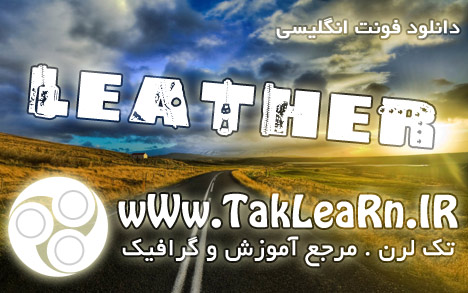 http://www.taklearn.ir/wp-content/uploads/2012/06/download-free-english-font-leather.jpg